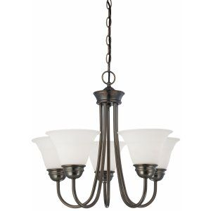 Thomas Lighting THO SL805115 Bella Chandelier 5x100W 120
