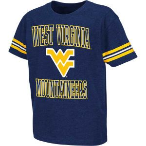 West Virginia Mountaineers Colosseum NCAA Kids Bullet T Shirt
