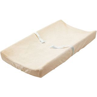 Summer Infant Ultra Plush Changing Pad Cover   Ecru