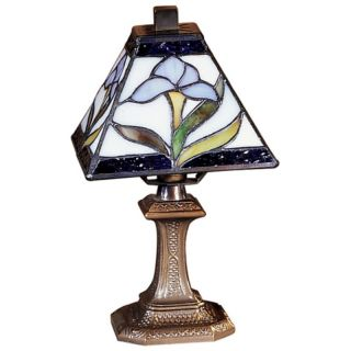 Dale Tiffany Irene Mini Accent Table Lamp Multicolor   TA100353