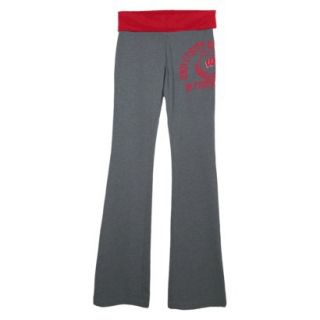 NCAA Womens Wisconsin Pants   Grey (XL)