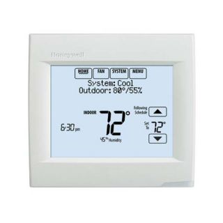 Honeywell TH8320R1003 VisionPRO 8000 Touch Screen Universal Thermostat (3H/2C) with RedLINK Technology