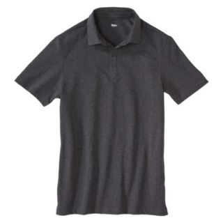 Mossimo Mens Slim Fit Polo Shirt   Sleek Gray M