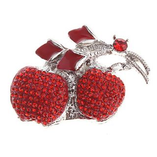 Cherry Feature Metal USB Flash Drive 8G