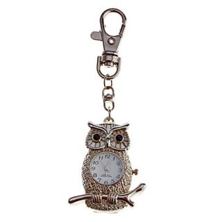 Owl Watch Feature Metal USB Flash Drive 16G