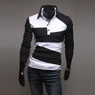 Mens Spring Casual Stylish Slim Fit Shirt