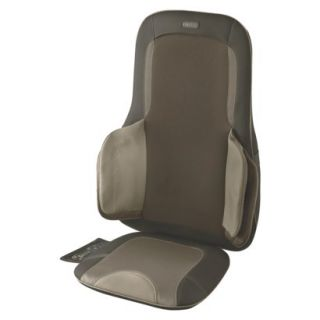 HoMedics Air Compression + Shiatsu Massage Cushion