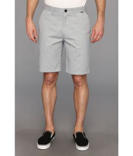 Hurley One Only Chino Walkshort Mens Shorts (Gray)