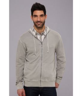 Lucky Brand Duofold Hoodie Sweatshirt Mens Sweatshirt (Brown)