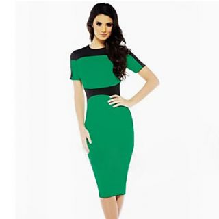 Womens Sexy Slim Matching Dress