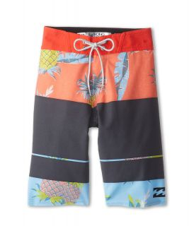 Billabong Kids Method Boardshort Boys Swimwear (Red)