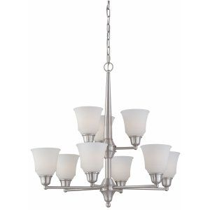 Thomas Lighting THO 190069217 Universal Chandelier 9x60W