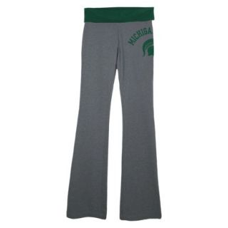 NCAA Womens Michigan State Pants   Grey (M)