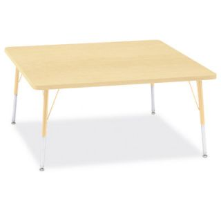 Jonti Craft Berries Square Activity Table (48 x 48) 6418JC251 Size 31 H x
