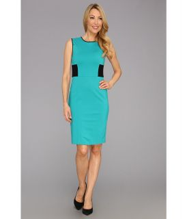 Kenneth Cole New York Falda Dress Womens Dress (Green)