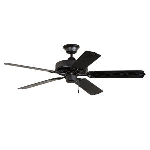 Ellington Fans ELF WOD52MBK5X All Weather 52 Ceiling Fan