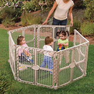Summer Infant Secure Surround Play Safe Playpen Multicolor   07244
