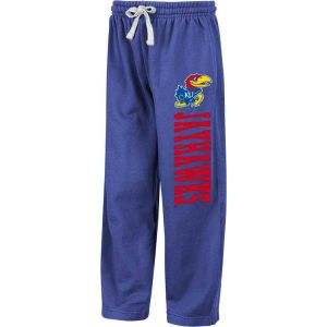 Kansas Jayhawks Colosseum NCAA Kids Atlas Fleece Pant