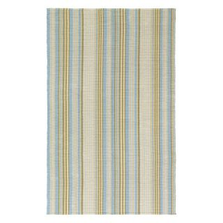 Couristan Bar Harbor Stripe Indoor/Outdoor Rug   Gelato Multicolor