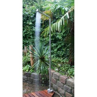 Outdoor Shower Company Hot & Cold European Design Shower Multicolor   CAP FSONKO
