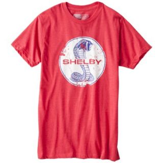 Mens Ford Shelby Graphic Tee   Red M