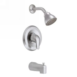 Moen TL183BC Chateau Single Handle Tub & Shower Faucet