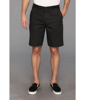 Hurley One Only Chino Walkshort Mens Shorts (Black)