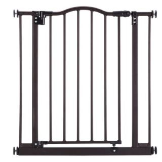 North States Windsor Arch Metal Pet Gate