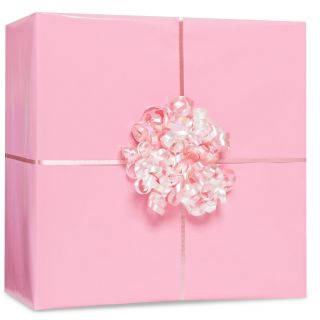 Light Pink Gift Wrap Kit