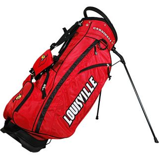 NCAA University of Louisville Cardinals Fairway Stand Bag Red   Team G