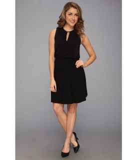 Kenneth Cole New York Edeline Dress Womens Dress (Black)