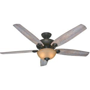 Hunter HUF 54062 Valerian Great Room Ceiling Fan with light