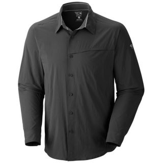 Mountain Hardwear Ravine Supreme Shirt   UPF 25  Long Sleeve (For Men)   IMPULSE BLUE (L )