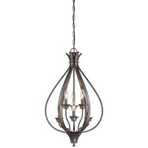 Thomas Lighting THO SL841515 Tyler Chandelier 6x60W 120