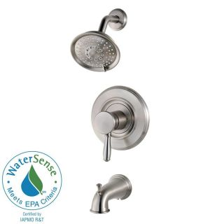 Price Pfister R90 WSTD2K Universal Traditional Single Handle Tub And Shower Trim